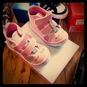 Laura Ashley Unicorn shoes